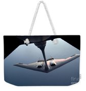 A B-2 Spirit Bomber Conducts Weekender Tote Bag