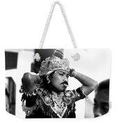 A Balinese Smoke Weekender Tote Bag