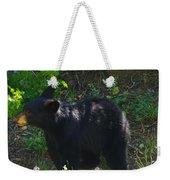 A Bear Cub Weekender Tote Bag