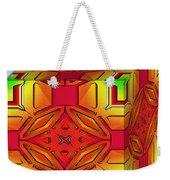 A Beautiful Cube Weekender Tote Bag