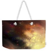 A Beautiful Nebula Out In The Cosmos Weekender Tote Bag
