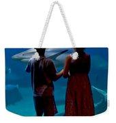 A Big Fish Weekender Tote Bag