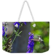 A Bird And A Bee Weekender Tote Bag