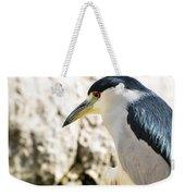 A Black-crowned Night Heron  Weekender Tote Bag
