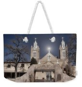 A Blessed Couple Weekender Tote Bag
