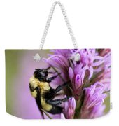 A Bombus Bumblebee On A Weekender Tote Bag