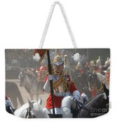 A British Life Guard Of The Household Weekender Tote Bag