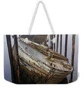 A Broken Boat Weekender Tote Bag