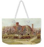 A Buckinghamshire House At Penstreet Weekender Tote Bag
