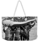 A Buds 1st Phase Boat Crew Carry An Weekender Tote Bag