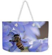 A Busy Bee Weekender Tote Bag