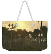 A Carboniferous Forest Of Midwestern Weekender Tote Bag