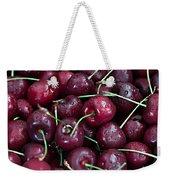 A Cherry Bunch Weekender Tote Bag