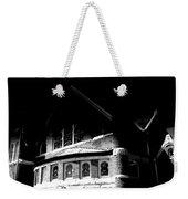 A Church On A Dark Night Weekender Tote Bag