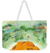 A Clearer View Weekender Tote Bag