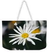 A Close View Of A Wild Daisy Weekender Tote Bag
