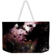 A Cluster Of Bright Young Stars Tear Weekender Tote Bag