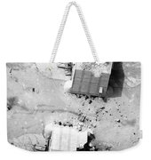 A Coalition Bombing Of Aircraft Hangers Weekender Tote Bag