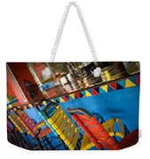 A Colorful Bar Weekender Tote Bag