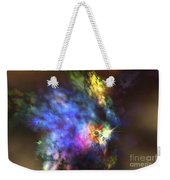 A Colorful Nebula In The Universe Weekender Tote Bag