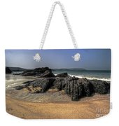 A Cornish Beach  Weekender Tote Bag