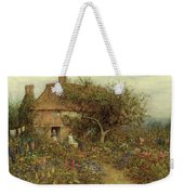 A Cottage Near Brook Witley Surrey Weekender Tote Bag