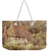 A Cottage Near Haslemere Weekender Tote Bag
