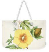 A Cotton Plant Weekender Tote Bag