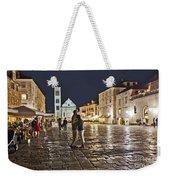 A Croatian Night Weekender Tote Bag