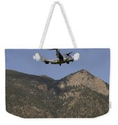 A Cv-22 Osprey Flies Over The 2007 Weekender Tote Bag
