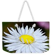 A Daisy Weekender Tote Bag