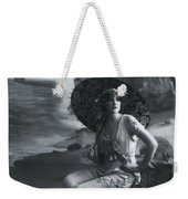 A Day At The Beach 1911 Weekender Tote Bag