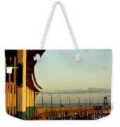 Playland Rye Beach Pier Weekender Tote Bag