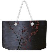 A Delicate Young Tree Blossoms Weekender Tote Bag