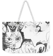 A Diamond In The Rough Weekender Tote Bag