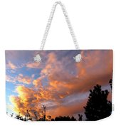 A Dramatic Summer Evening 2 Weekender Tote Bag