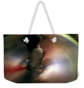 A Female Whirling Dervish In Capadocia Weekender Tote Bag