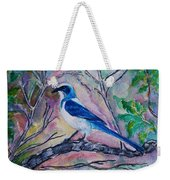 A Fine Feathered Friend Weekender Tote Bag