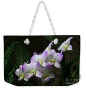 A Flight Of Orchids Weekender Tote Bag