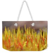 A Forest Of Moss Weekender Tote Bag