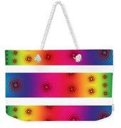 A Fractal Spectrum Weekender Tote Bag