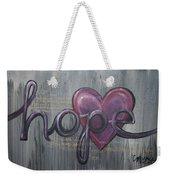 A Future Of Hope Weekender Tote Bag