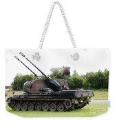 A Gepard Anti-aircraft Tank Weekender Tote Bag by Luc De Jaeger