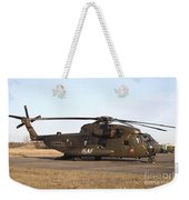 A German Ch-53gs Helicopter At Stendal Weekender Tote Bag
