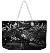 A Ghost In The Cherry Blossoms Weekender Tote Bag