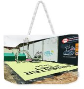 A Giant Sized Game Of Monopoly Weekender Tote Bag