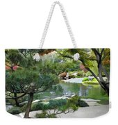 A Glimpse Of Tranquility Weekender Tote Bag