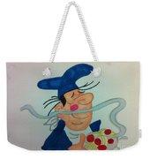 A Great Chef Weekender Tote Bag