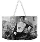 A Heart For Love Weekender Tote Bag