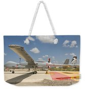 A Heron Tp Unmanned Aerial Vehicle Weekender Tote Bag